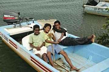 Caribbean Boys in Belize