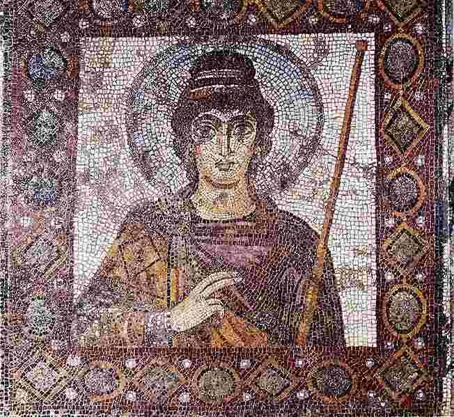 Dame Carthage in Tunis Tunisia