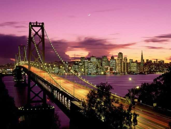 Bridge Between Two Cities