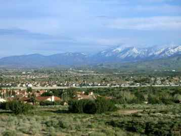 Palmdale California