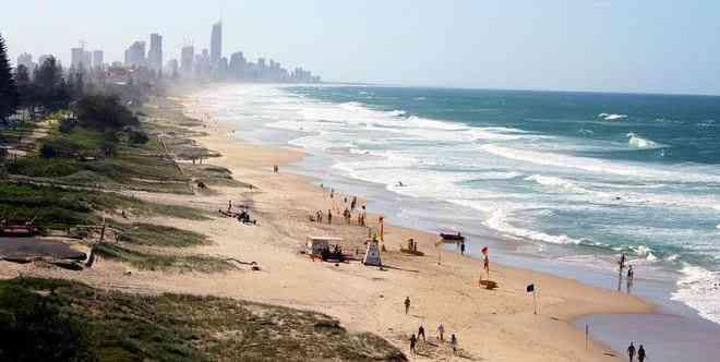 Paradise Beach, Queensland