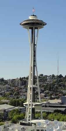 Space Needle 2011