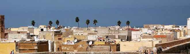 Casablanca Medina
