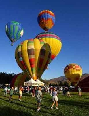 Temecula Valley Balloon and Wine Festival