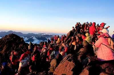 Yushan Peak1
