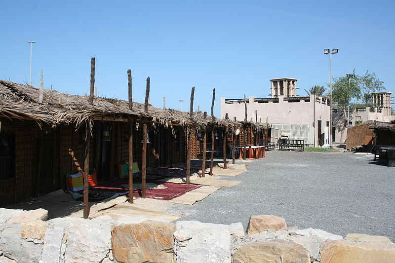 Heritage Village, Dubai, United Arab Emirates