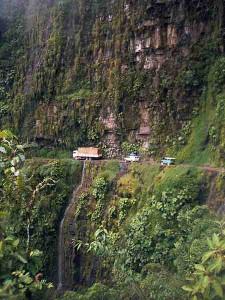Bolivia_Yunga_Road