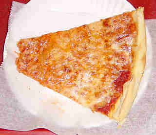 New York Slice of Pizza