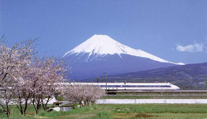 The Yoshida Trail of Mount Fuji Japan
