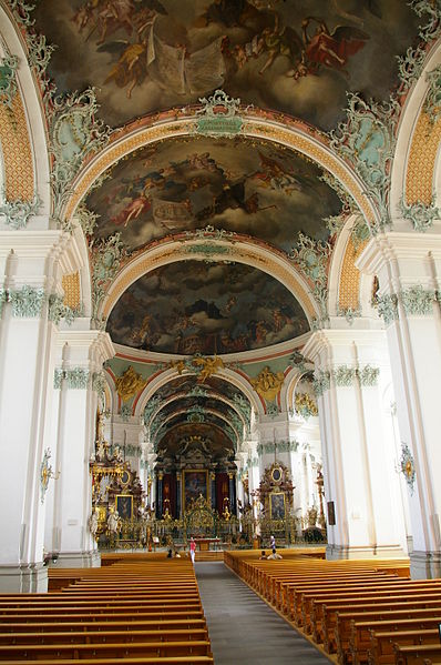 St.Gallen Abbey